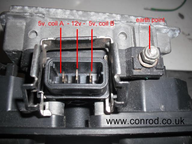 Audi coil conversion