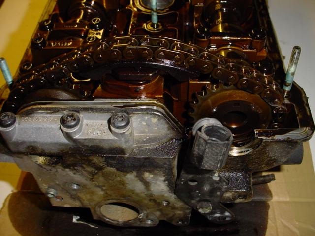 Mk2 Golf 20vt engine swap 1